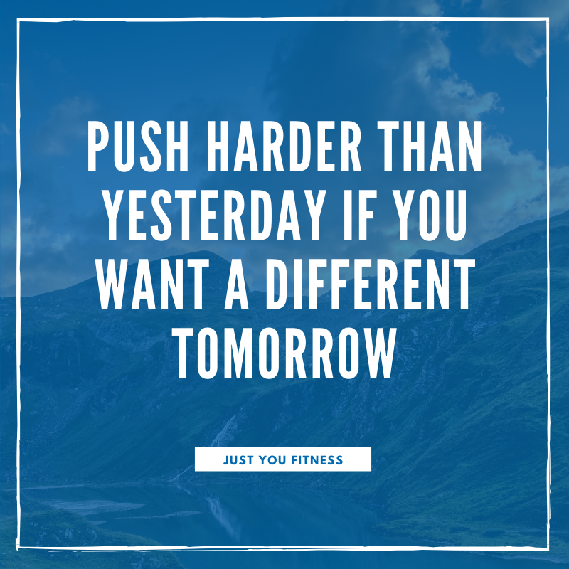 25 Motivational Fitness Quotes For The New Year Just You Fitness
